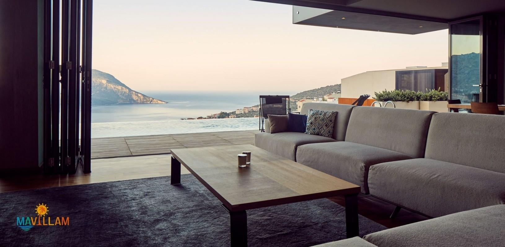 Deniz Manzaralı ve Ekonomik Kiralık Villalar