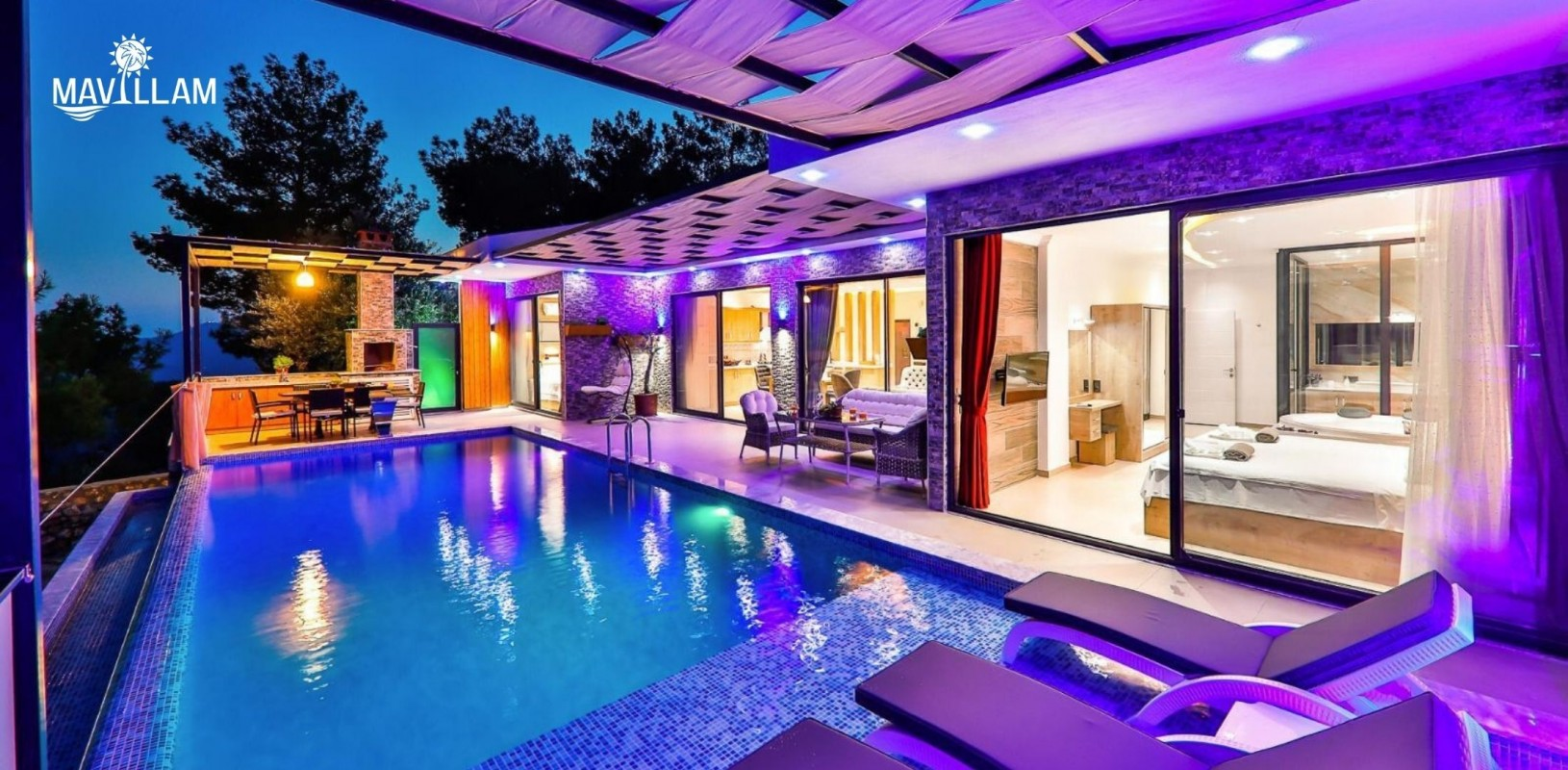 Farklı Nitelikler İle Özel Havuzlu Villa Seçenekleri