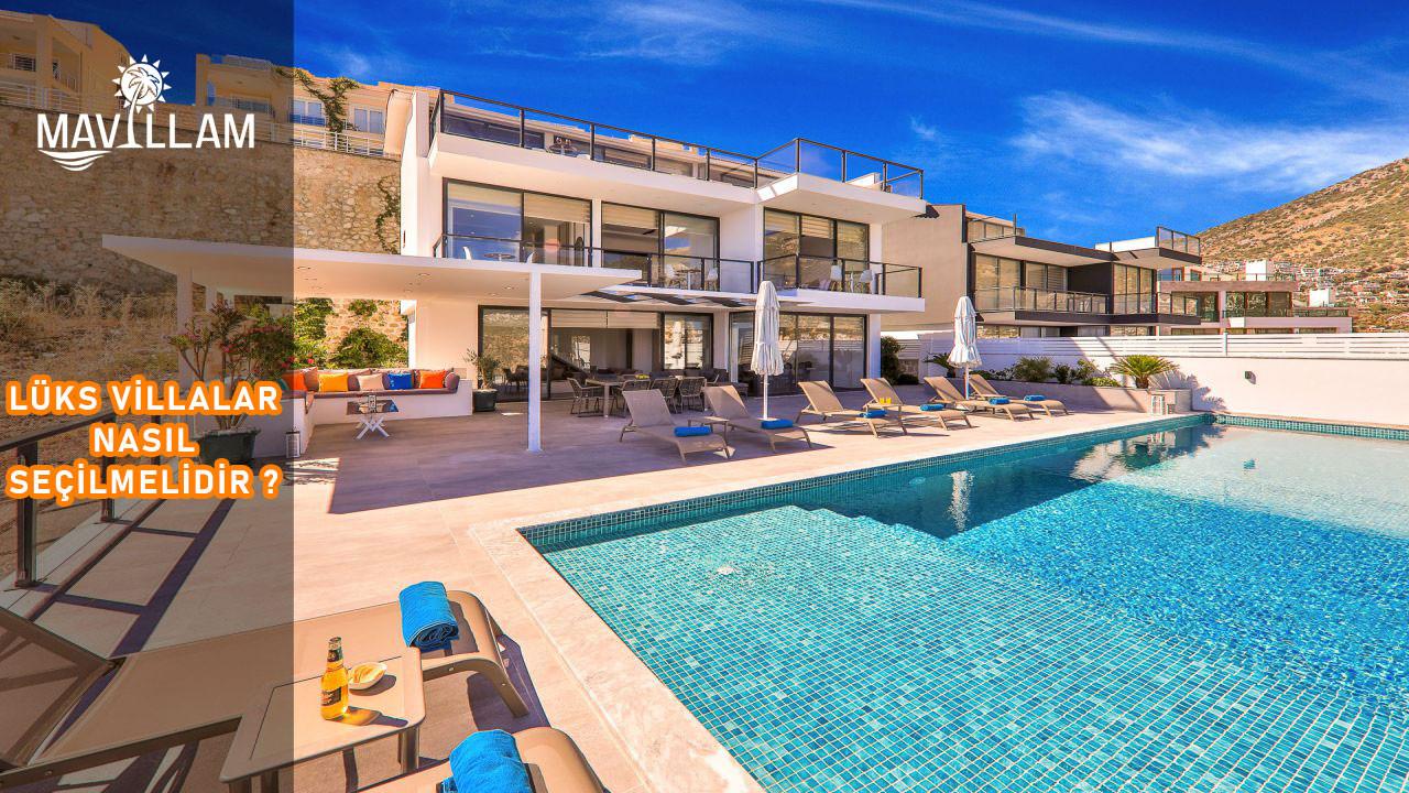 Lüks Villalar Ekonomik Fiyatları İle Şaşırtıyor