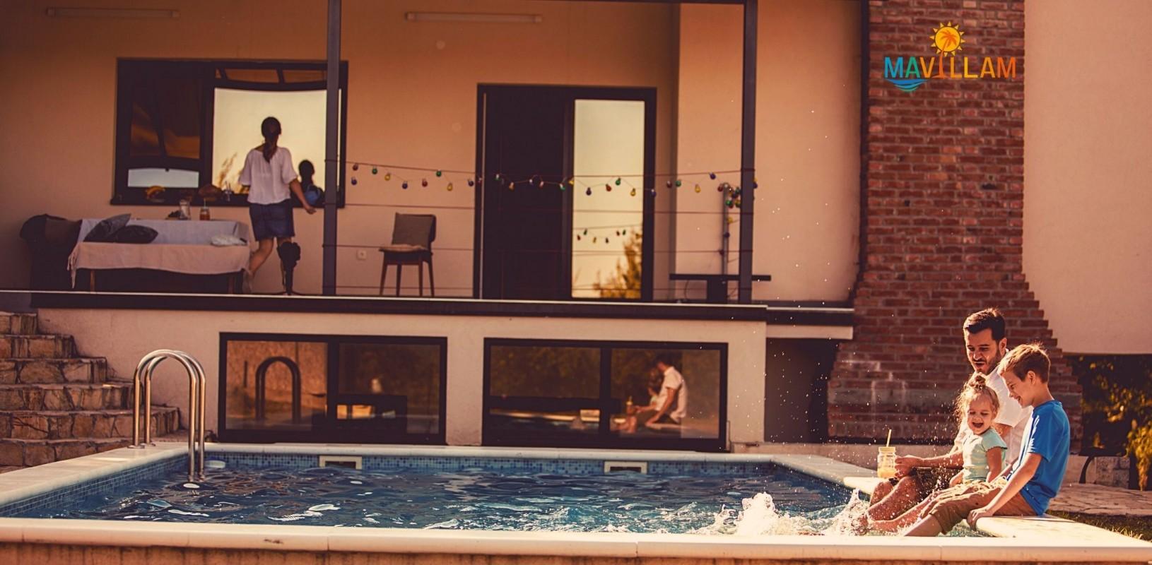 Villalarda Tatil Fırsatları ve Avantajları