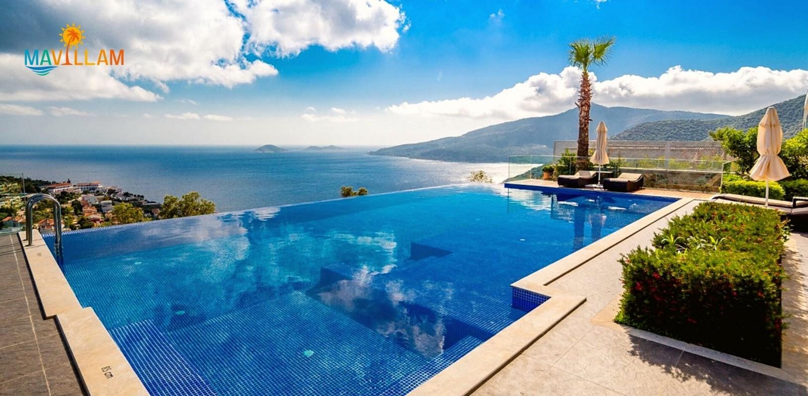 Tatil Rezervasyonlarında Kiralık Villa Avantajları Nelerdir?